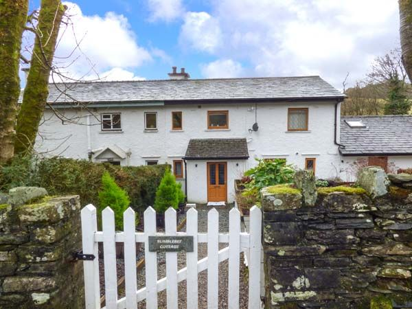 Bumblebee cottage crosthwaite hubbersty head the - Luxury cottages lake district swimming pool ...
