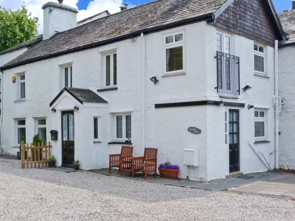 High moor cottage bowness on windermere the lake - Luxury cottages lake district swimming pool ...
