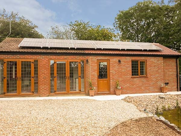 Garden Cottage Spilsby Great Steeping East Anglia