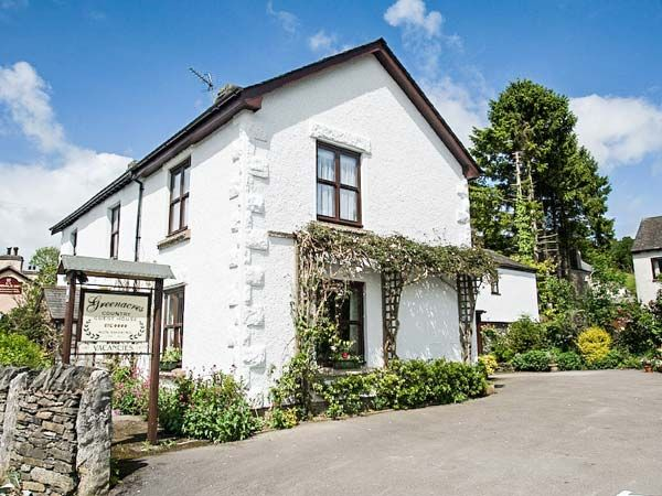 Greenacres cottage lindale the lake district and - Luxury cottages lake district swimming pool ...