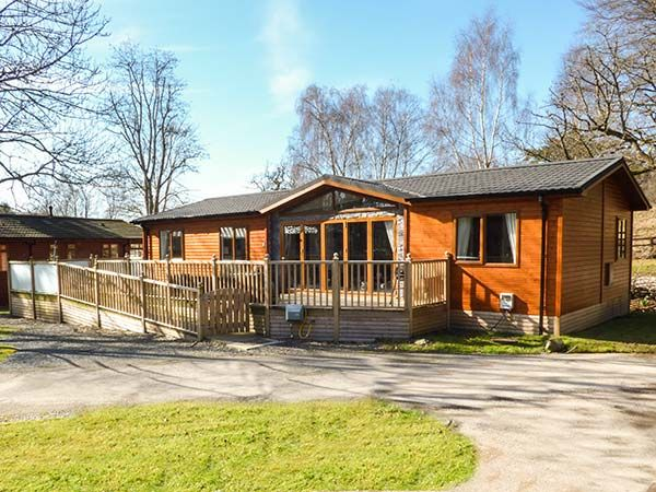 9 waterside wood white cross bay troutbeck bridge - Luxury cottages lake district swimming pool ...