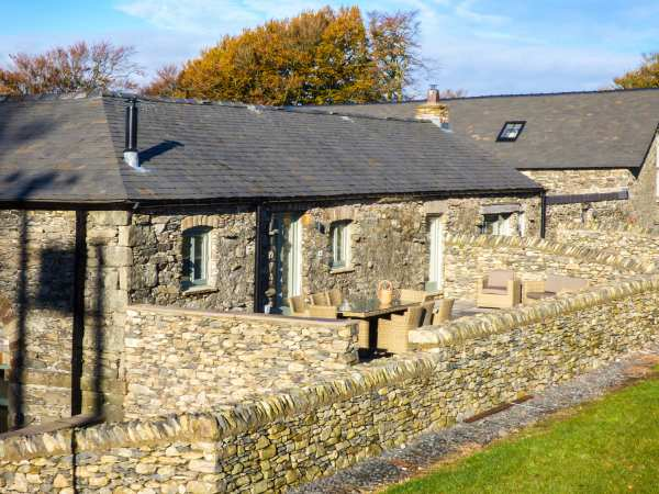 Rowan cottage backbarrow haverthwaite the lake - Luxury cottages lake district swimming pool ...