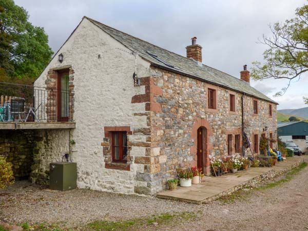 Rum bush cottage dufton town head the lake district - Luxury cottages lake district swimming pool ...