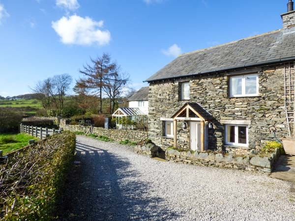 Kestrel Cottage Cartmel Beck Side The Lake District And Cumbria Self Catering Holiday