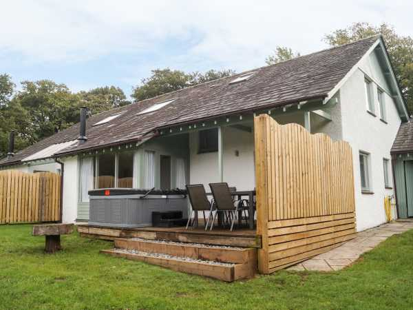 Rowan woodland cottages bowness on windermere the - Luxury cottages lake district swimming pool ...
