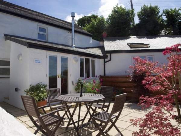Godrevy Cottage Hayle Angarrack Cornwall Self Catering Holiday Cottage