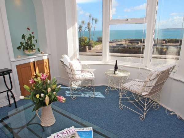 Astonishing Admirals View St Ives Cornwall Self Catering Holiday Home Interior And Landscaping Ologienasavecom