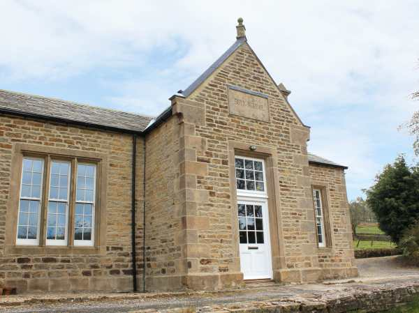 The Old Boys School Carrshield Carrsheild Northumbria Self Catering Holiday Cottage