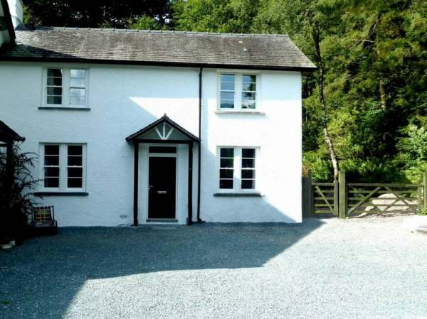 Calgarth Cottage Troutbeck White Cross Bay The Lake District And Cumbria Self Catering