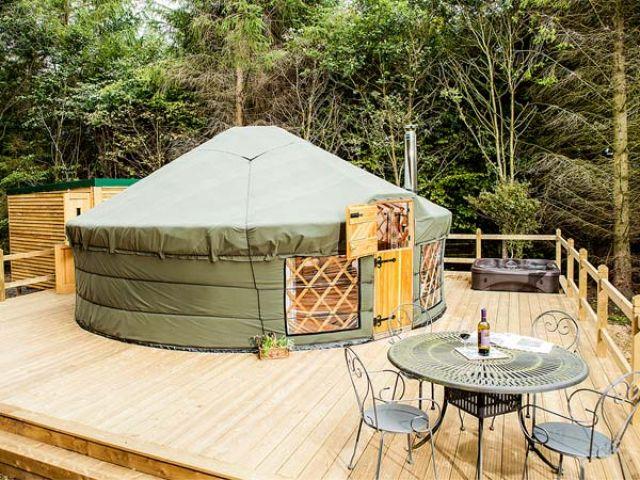 The Rowan Yurt photo 1
