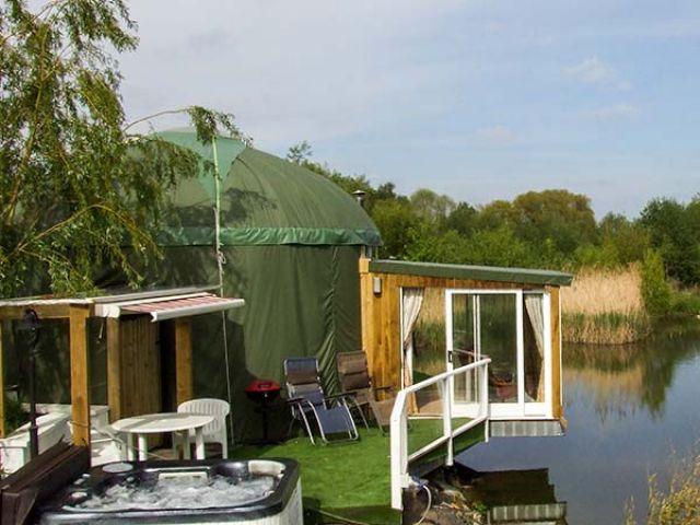Secret Island Yurt photo 1
