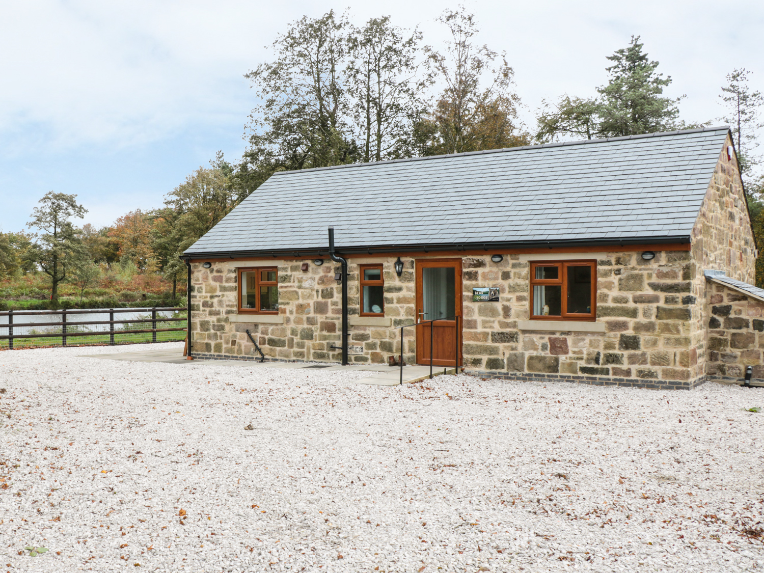 Bear Lake Lodge | Belper | Clearsprings Fm | Peak District