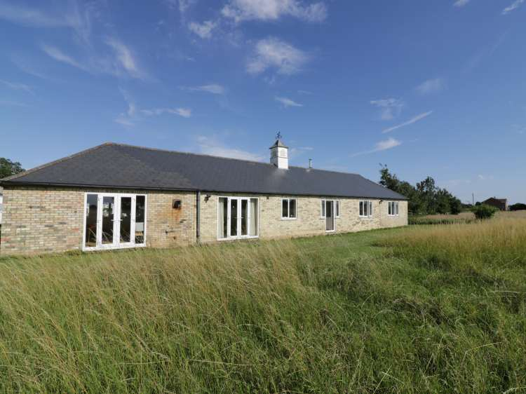 Wicken Christmas.The Stables Wicken Padney East Anglia Self Catering