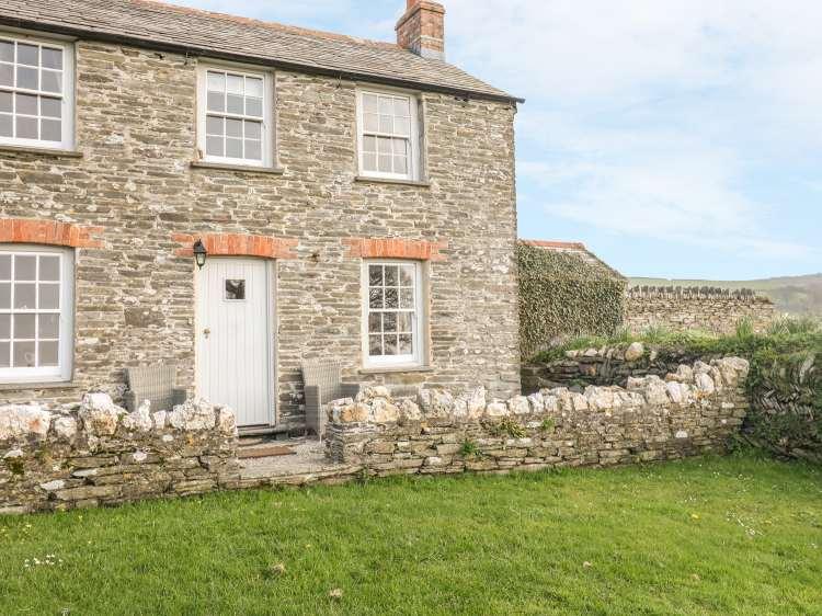 Enjoyable Home Farm Cottage Boscastle Cornwall Self Catering Interior Design Ideas Pimpapslepicentreinfo