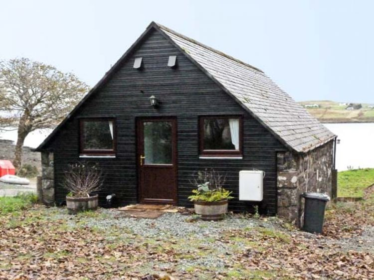 Greshornish Boathouse | Dunvegan | Kildonan | Self Catering