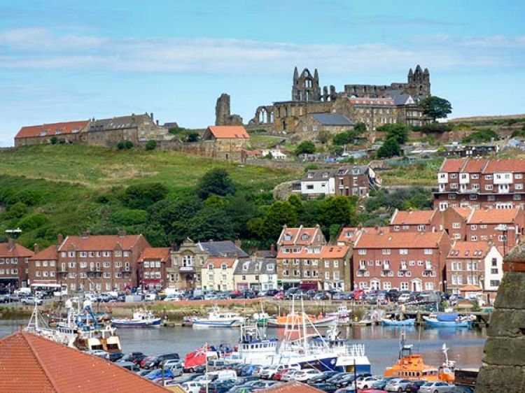 High Tide | Whitby | North York Moors And Coast | Self