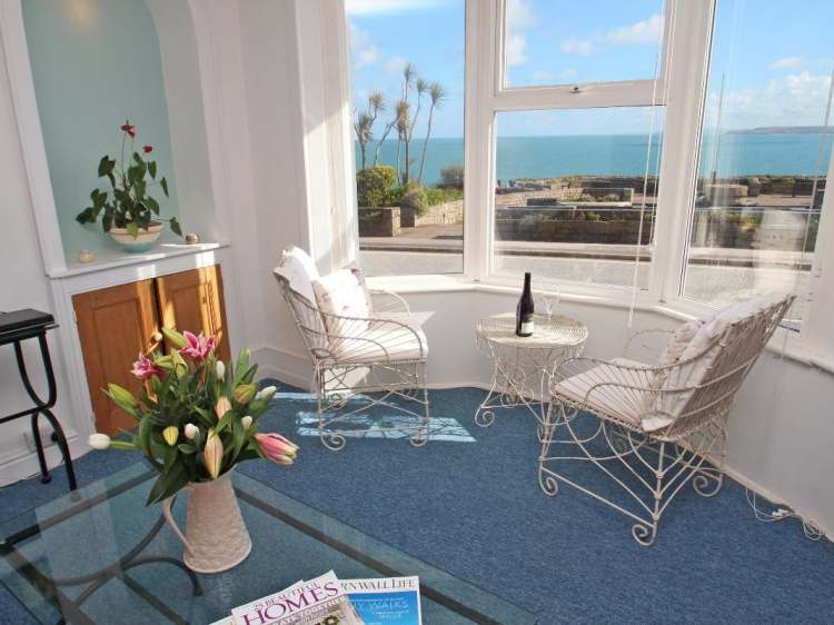 Fine Admirals View St Ives Cornwall Self Catering Holiday Interior Design Ideas Gentotryabchikinfo