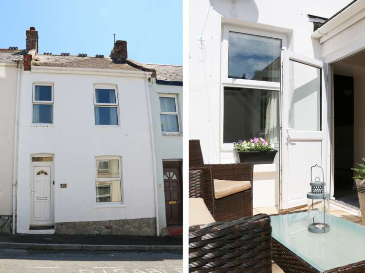 Astonishing Combe Cottage Ilfracombe Devon Self Catering Holiday Home Interior And Landscaping Staixmapetitesourisinfo